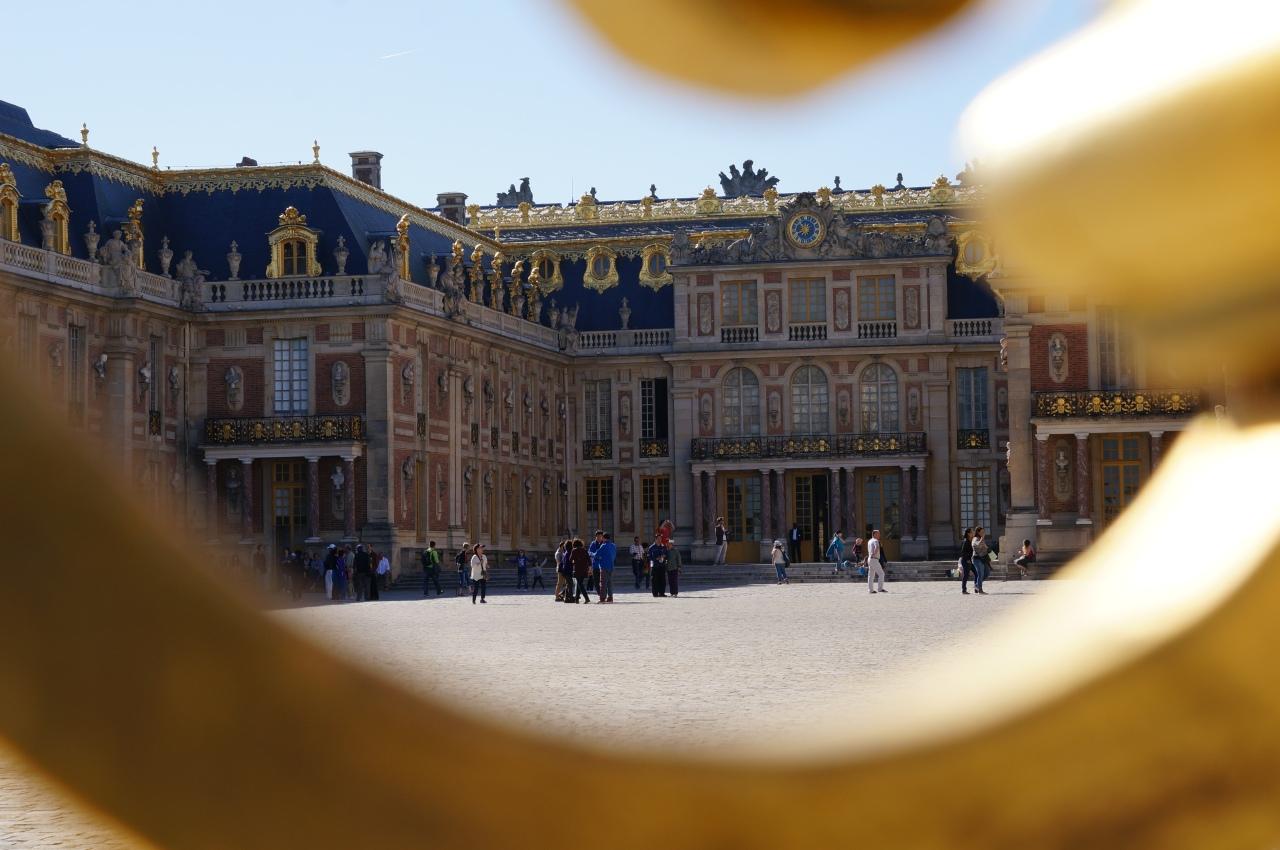 Spring Trip 2015 – Palace of Versailles –Paris