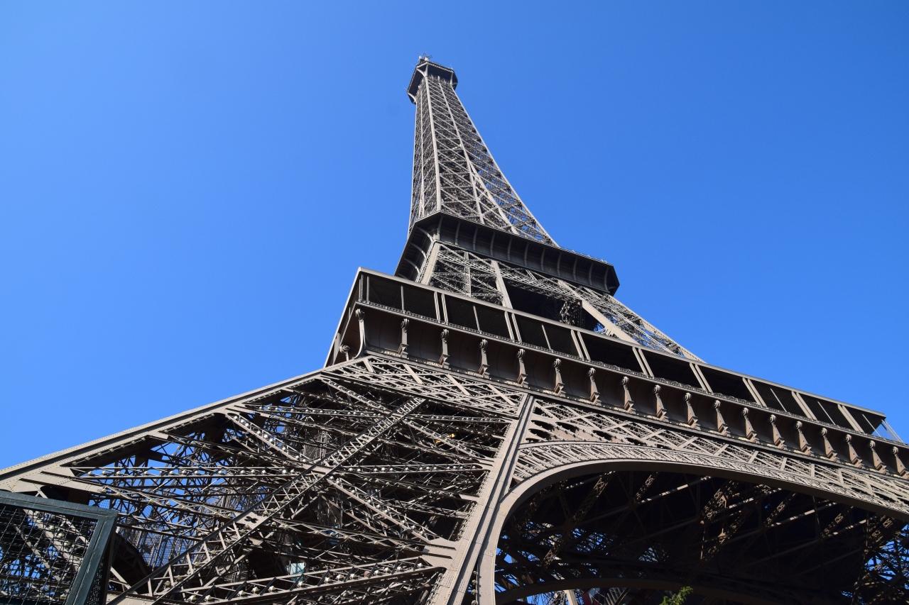 Spring Trip 2015: Eiffel Tower –Paris