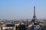 Boleh nampak Paris city, eh nampak Eiffel Tower gak hehehe