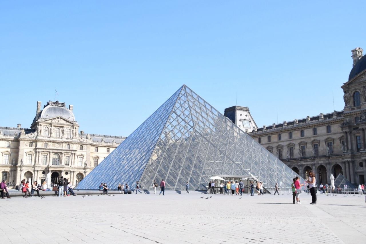 Spring Trip 2015: Musee du Louvre –Paris