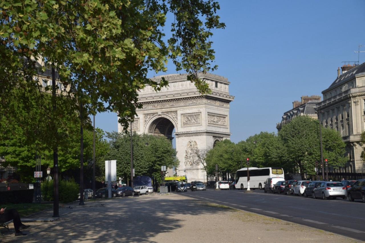 Spring Trip 2015: Arc de Triomphe –Paris