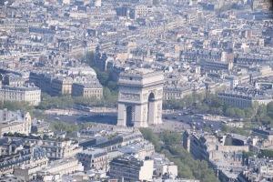 ZOOM skit... Arc de Triomphe