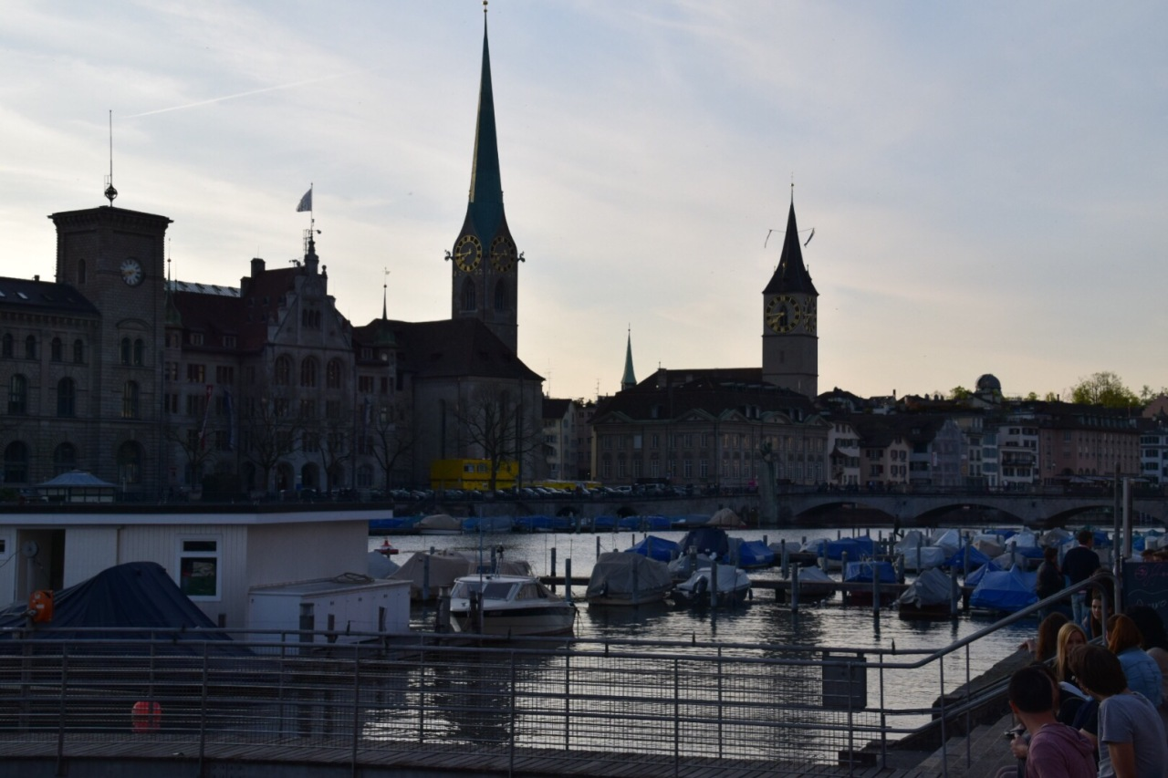 Spring Trip 2015: Zurich – Switzerland