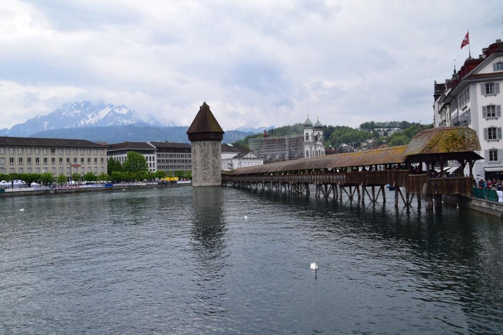 Spring Trip 2015: Luzern/Lucerne –Switzerland