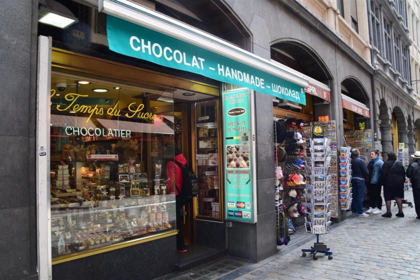 kedai coklat