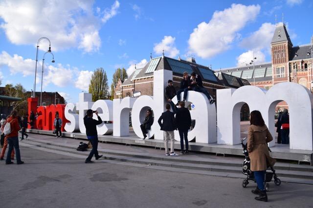 Spring Trip 2015: Amsterdam –Holland