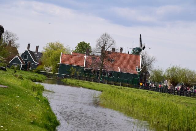 Spring Trip 2015: Zaanse Schans –Holland