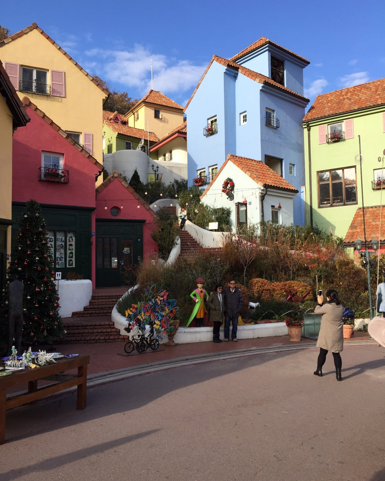 Autumn Trip 2015: PetitFrance