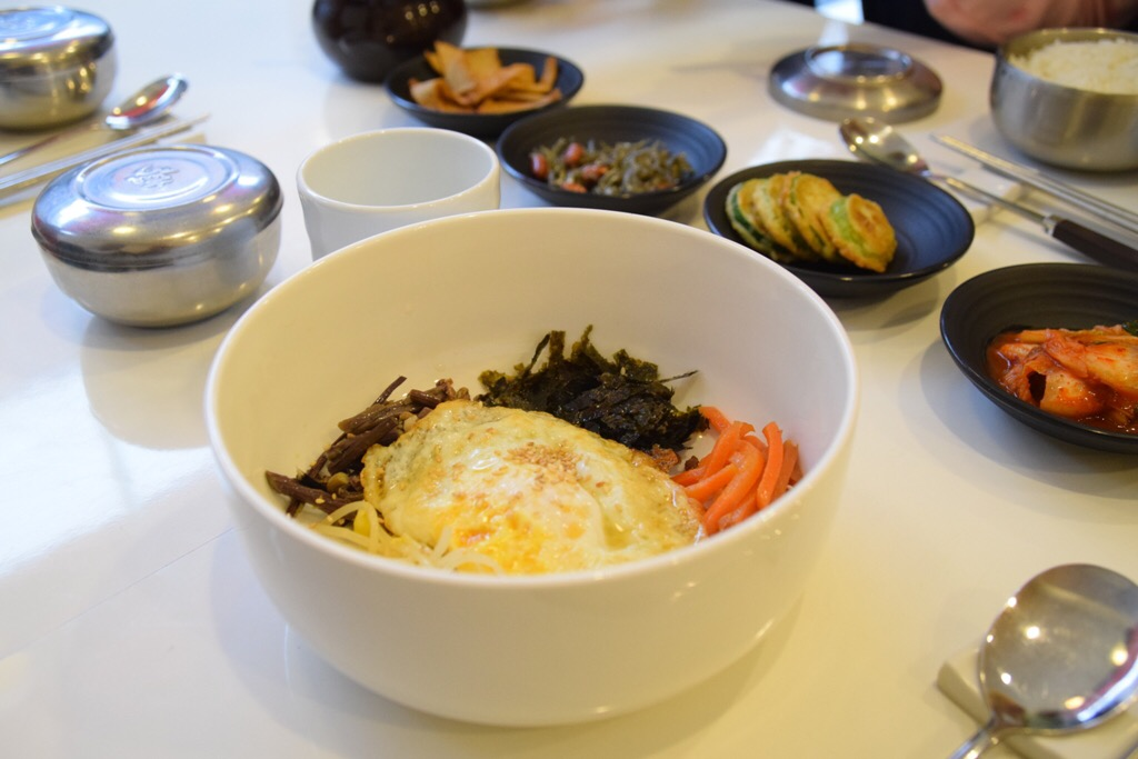 All about food – Korea