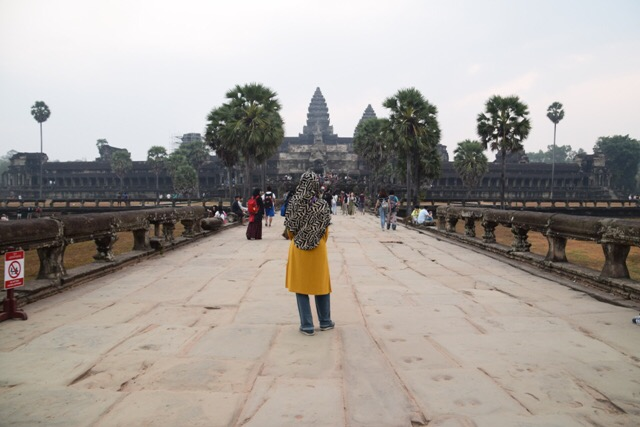 Weekend Gateways: Angkor Village