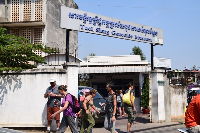 Weekend Gateways: Muzium Pol Pot – Phnom Penh