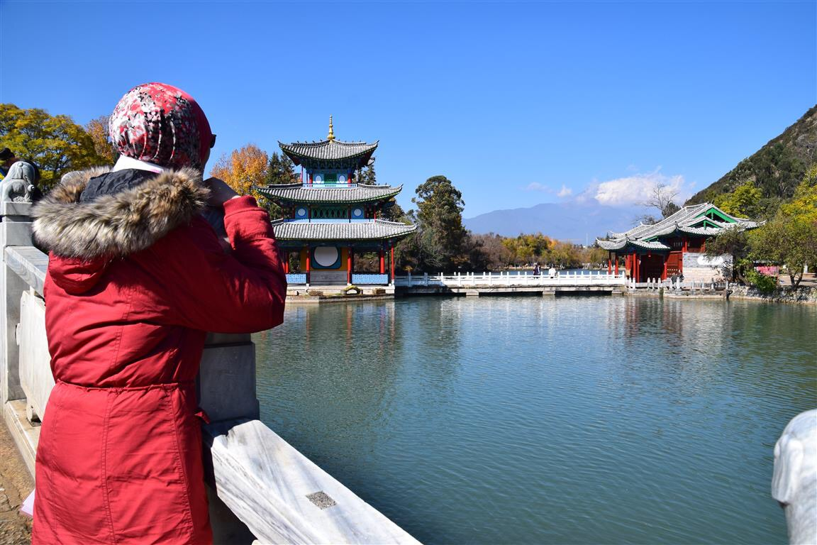 Winter Trip 2016: Lijiang – Black Dragon Pool