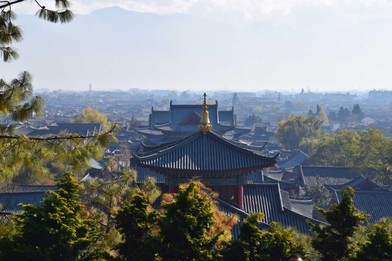 Winter Trip 2016: Lijiang – Mufu Mansion