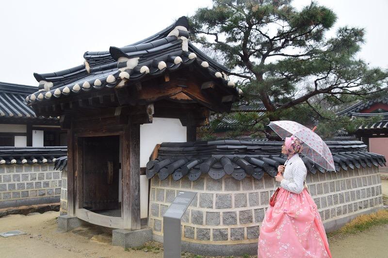 Chasing Cherry Blossom 2017: Korea – Jeonju HanokVillage