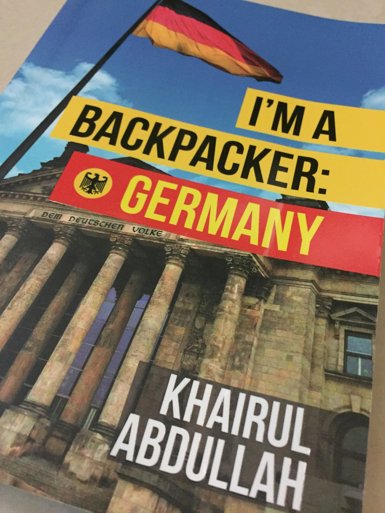 Book Review – I'm A Backpacker: Germany