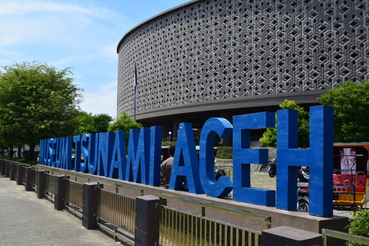 Ibrah Tsunami 2017: Itinerari Menyelusuri BandaAceh