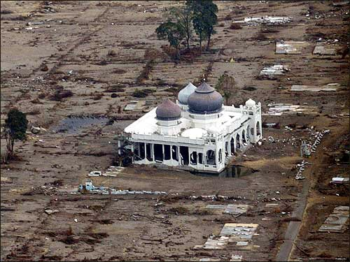 Ibrah Tsunami 2017: 3 Masjid yang WajibDilawati