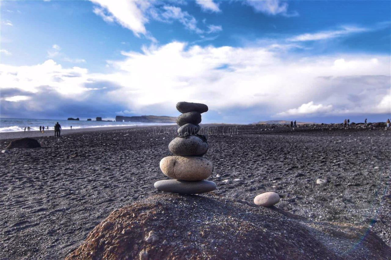 Autumn Trip 2017: Iceland – Black Sand Beach/Reynisfjara