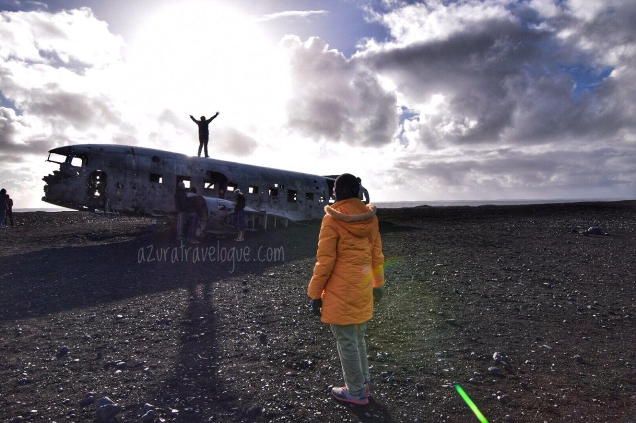 Autumn Trip 2017: DC-3 Plane Wreck/Solheimasandur