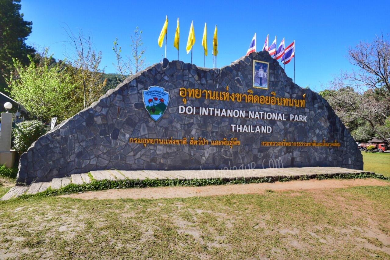 Chiang Mai Trip 2018: Doi Inthanon National Park – Part1