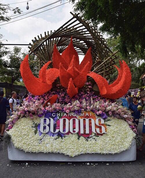 Chiang Mai Flower Festival2018