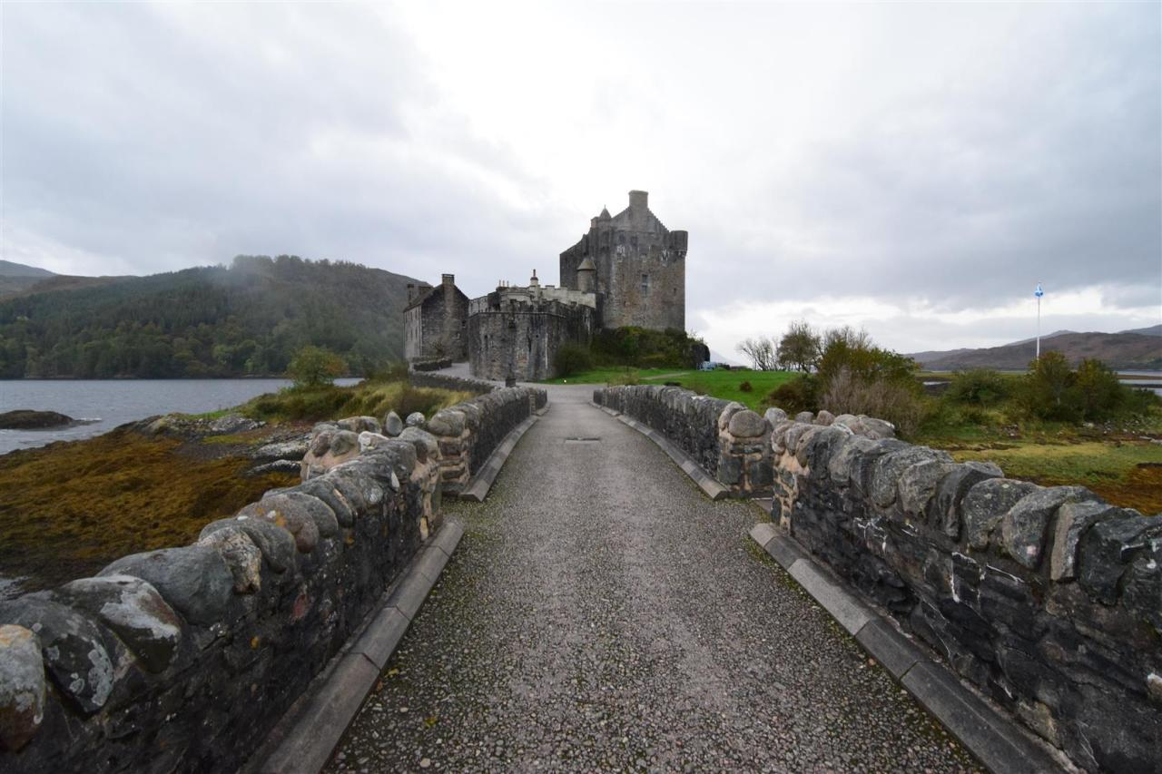 Autumn Trip 2017: Scotland Castles