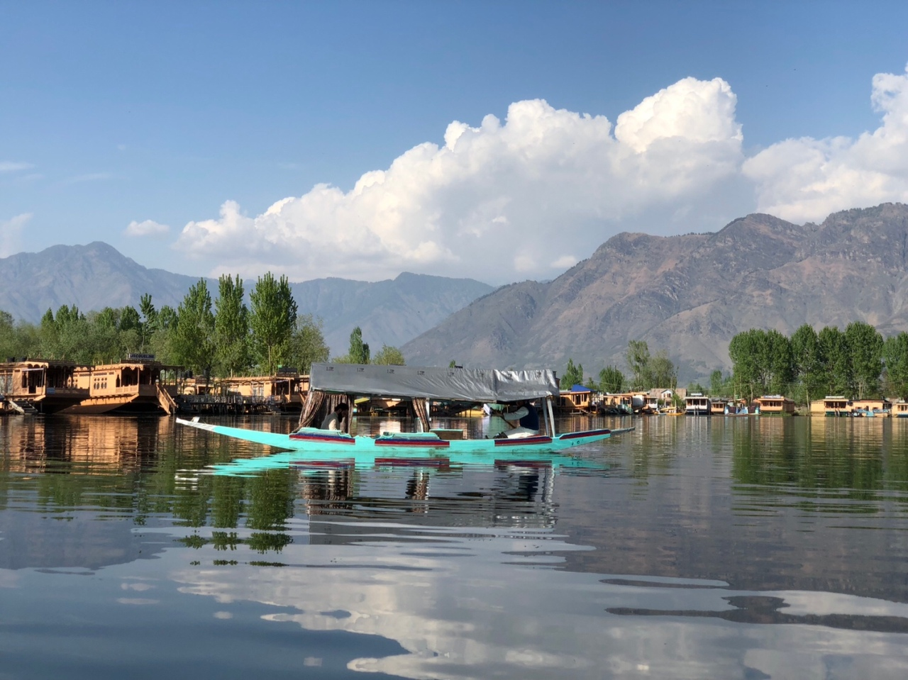 Spring Trip 2018: Kashmir – Dal Lake &Srinagar