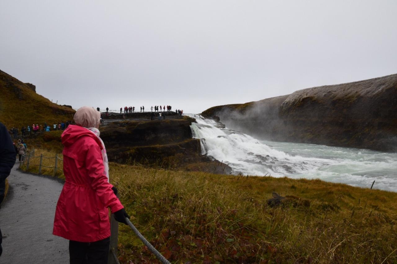 Autum Trip 2018: Iceland – GullfossWaterfall