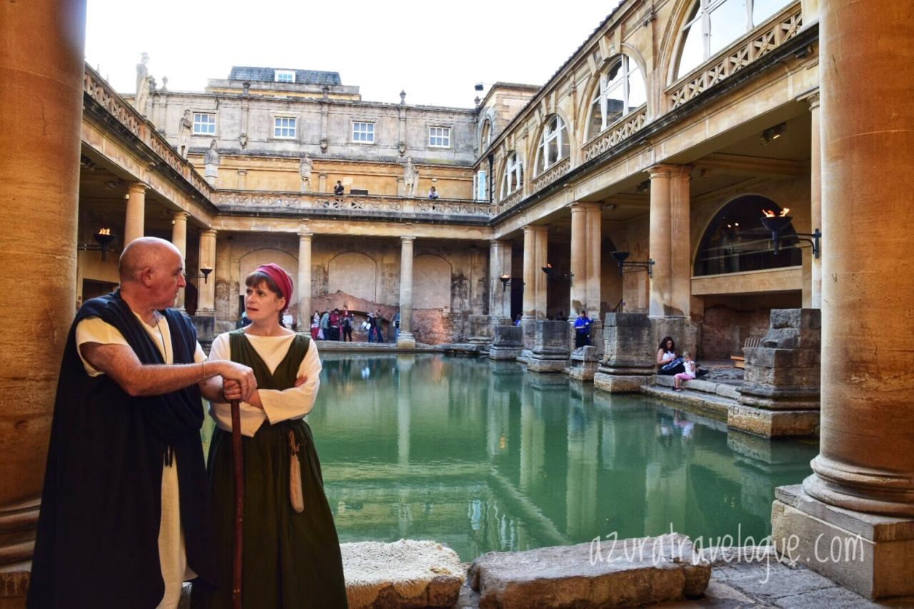 Autumn Trip 2018: Bath – The RomanBaths