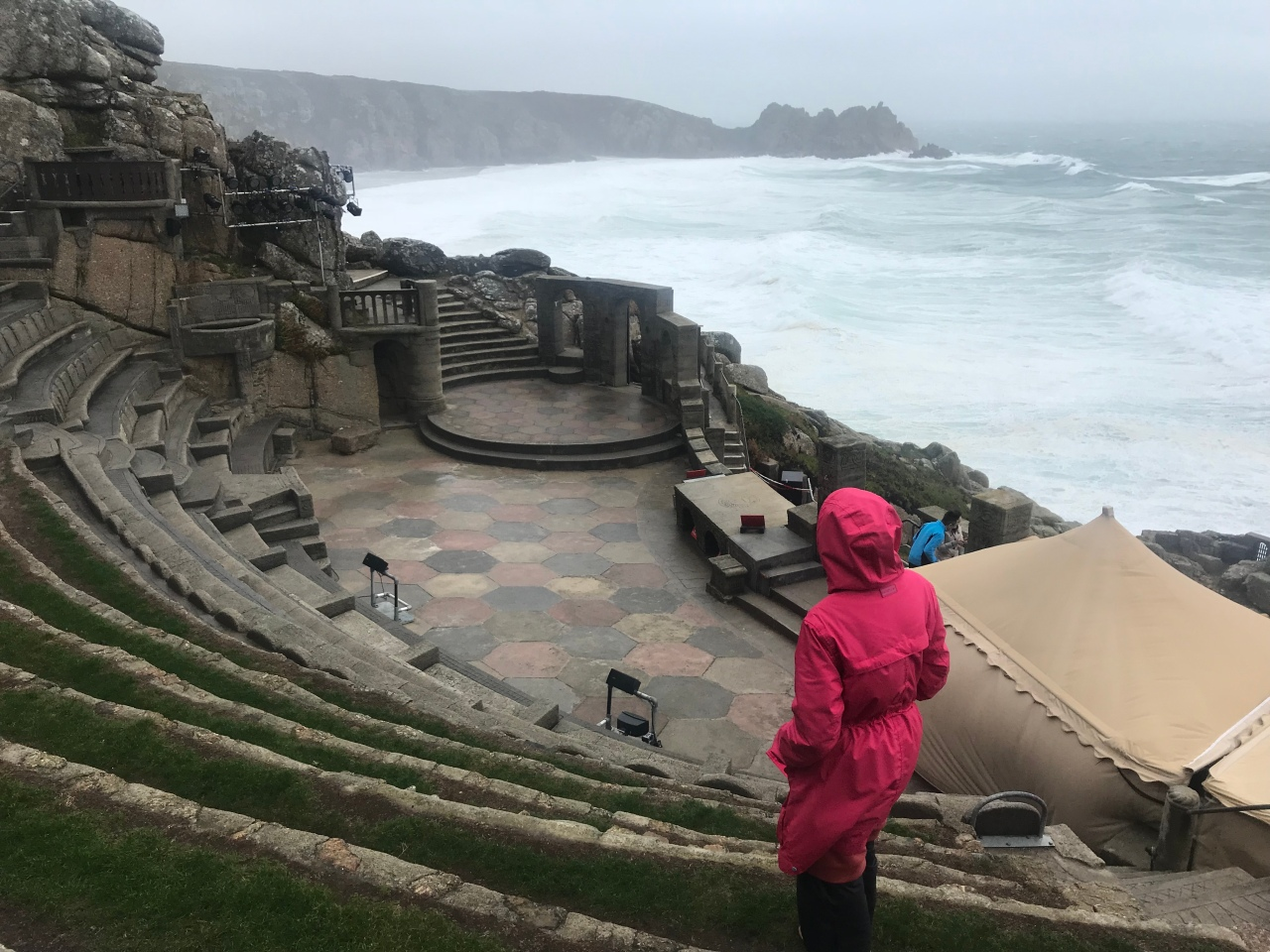 Autumn Trip 2018: Cornwall – Minack Theatre