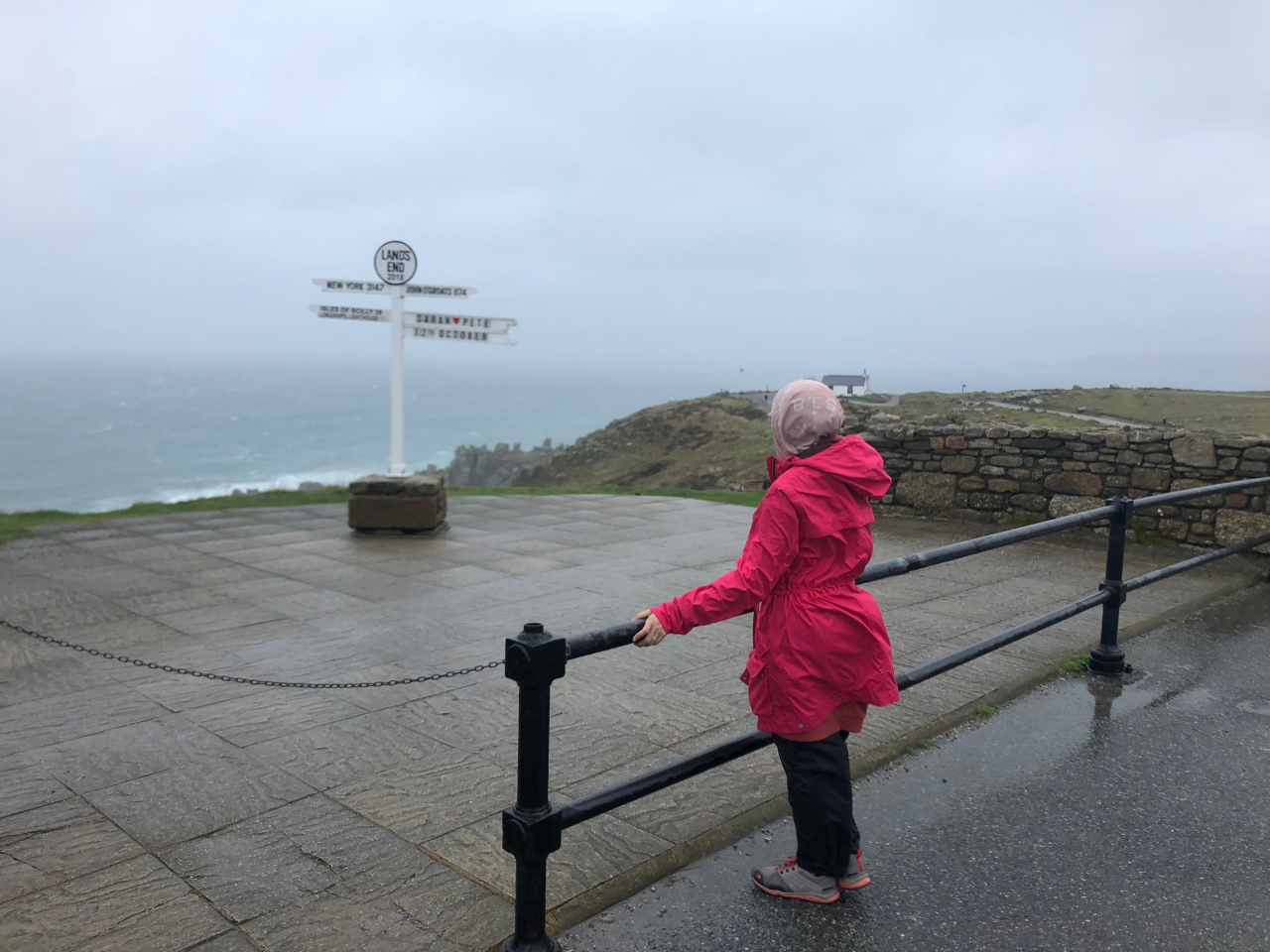 Autumn Trip 2018: Cornwall – Land's End