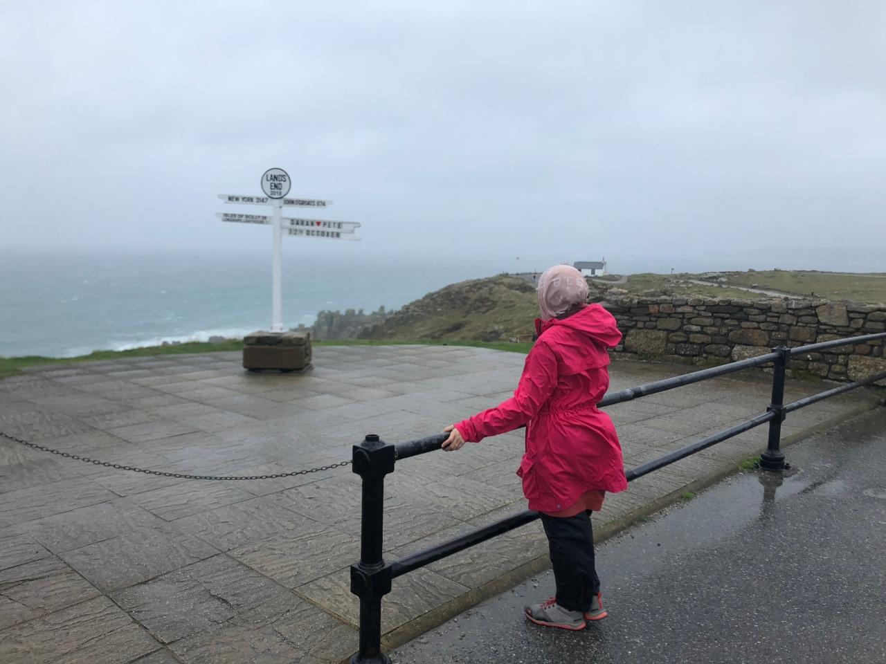 Autumn Trip 2018: Cornwall – Land'sEnd